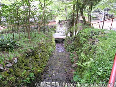 kifune North approach