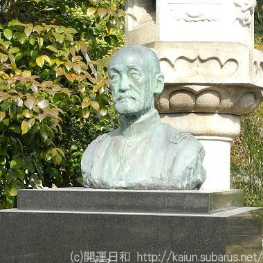乃木将軍像 乃木神社