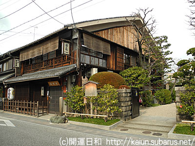 現在の寺田屋