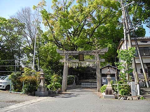 羽束師神社