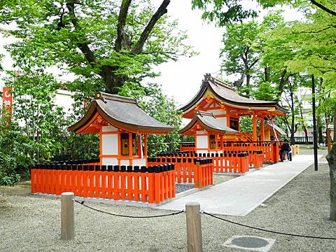 伏見稲荷大社御旅所