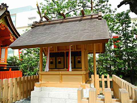 伏見稲荷大社御旅所 神宮