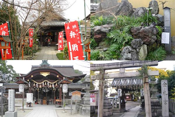 伏見の神社仏閣