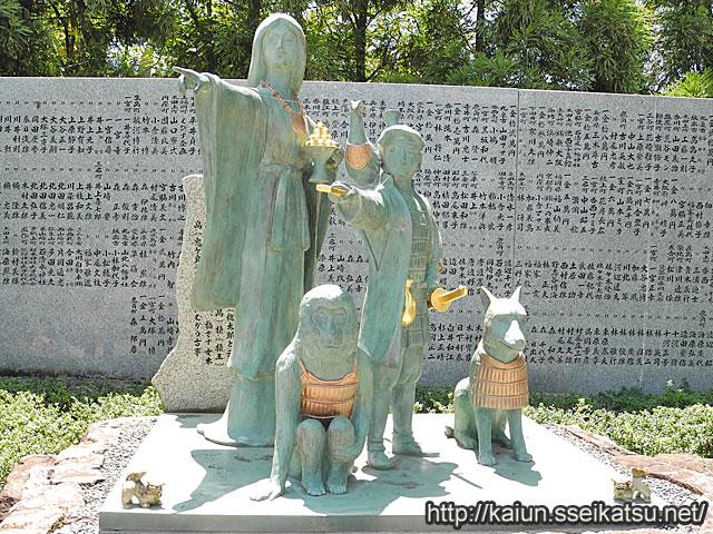 田村神社:桃太郎の姉?古代の超能力者・百襲姫が御祭神の讃岐国一宮 香川   開運日和