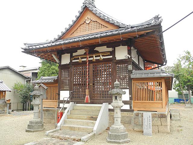 飛鳥田神社