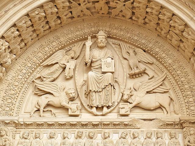 ロマネスク建築の聖堂