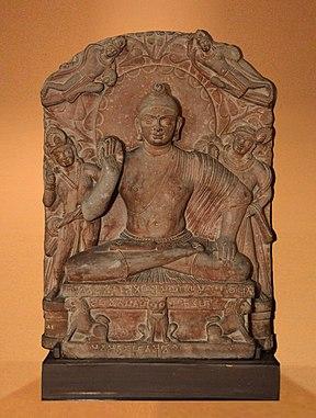 マトゥラーの釈迦牟尼仏