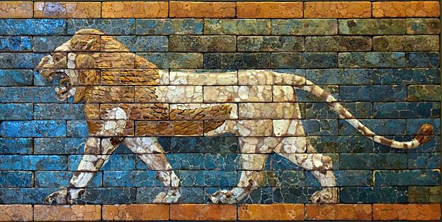 メソポタミアライオン